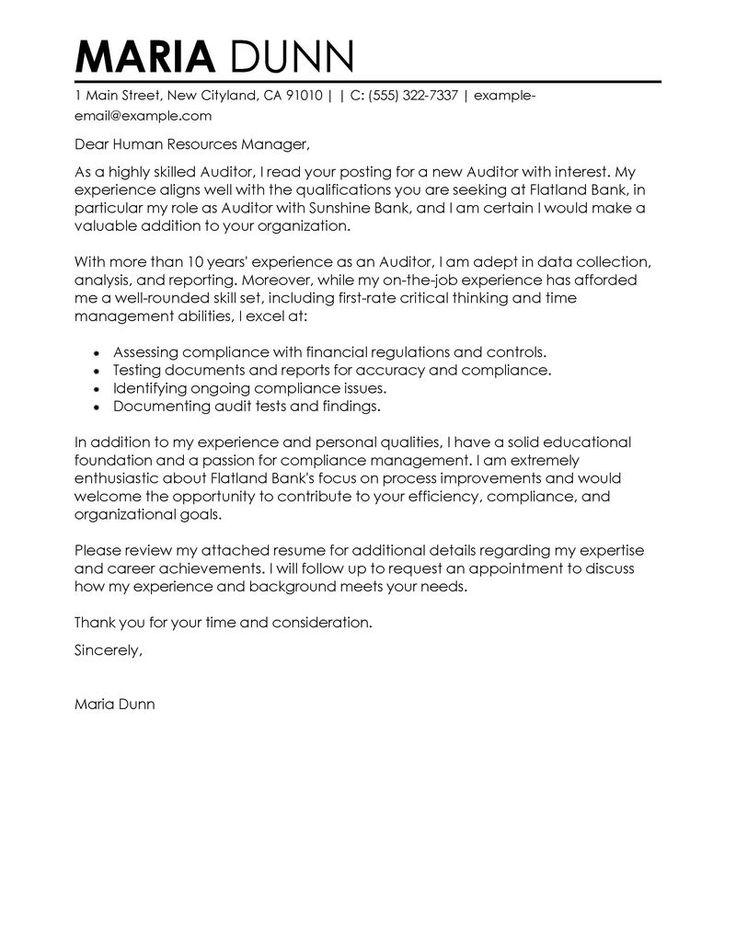 26+ Job Cover Letter Sample in 2020 Cover letter design