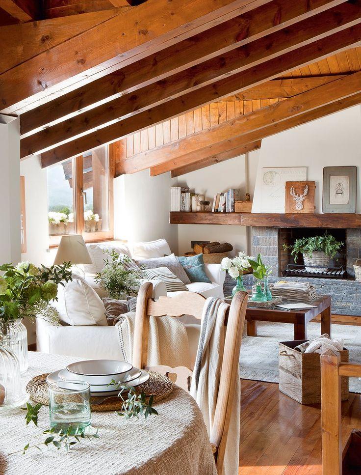 «Me gusta vivir en la montaña» · ElMueble.com · Casas