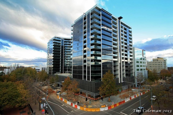 Manhattan Apartments, Canberra