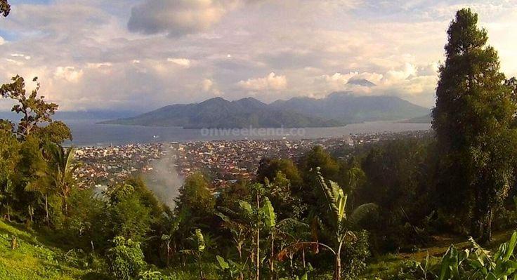 Taman Moya, Puncak Bogor dan Bukit Bintangnya Kota Ternate