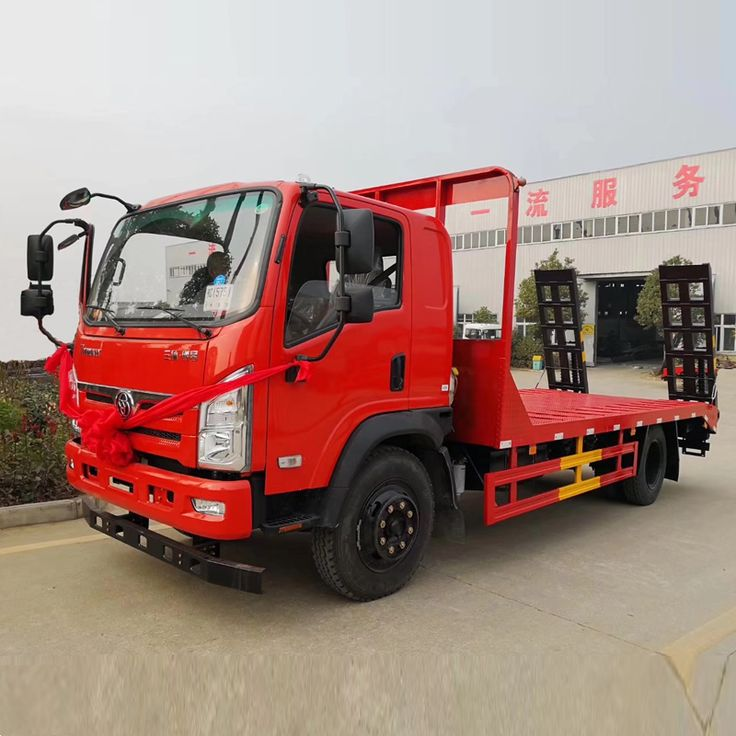 China brand 4x2 3 Ton Small Flatbed Truck Dimensions