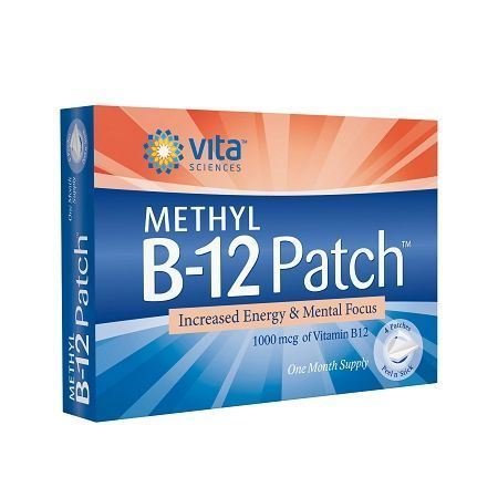 Vitamin B12 Patch (Methylcobalamin) Vita Sciences Vitamin B12 Patch is a topical B12 patch that was developed by leading scientists in their field. Our B12 patch has superior absorption using patented technology, and is the most trusted original B-12 Patch on the market. #vitaminb12 #b12patch #healthyliving #vitaminD #animals #L4L #vitaminB #L4L #vitaminD #FF #vitaminA #vitamins