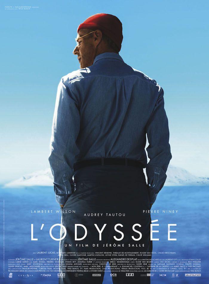 Concours : L'Odyssée en Edition Collector, 1 Blu-Ray et 2 DVD à gagner