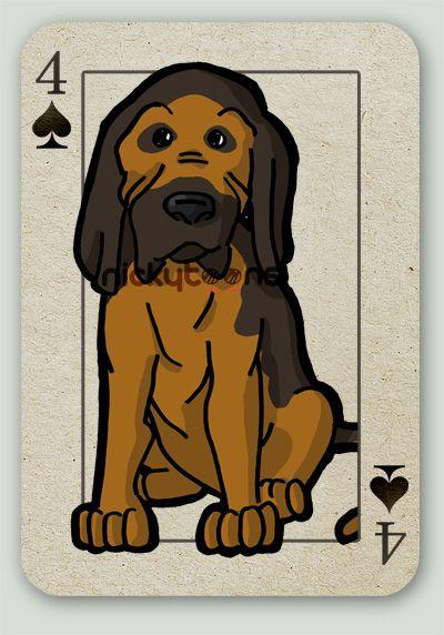 Bayard the Bloodhound by NickyToons on deviantART