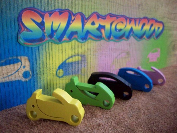 **** Handmade  Wooden Keyring Smart - Smart@wood  450 451 452 453 454 **** #smartwood