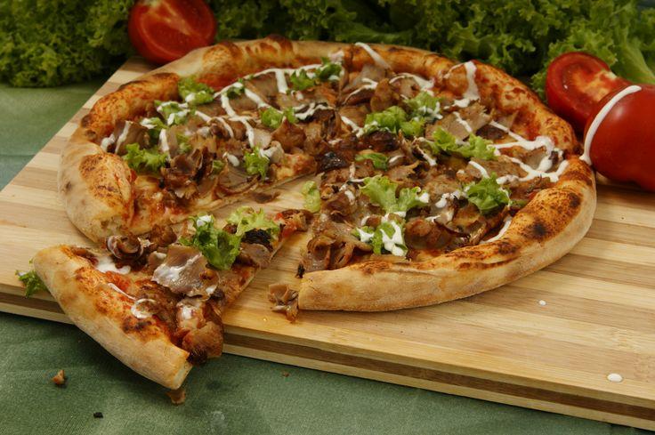 Pizza Kebab te asteapta! Doar la Mesopotamia gasesti gustul care nu se uita! www.mesopotamia.ro