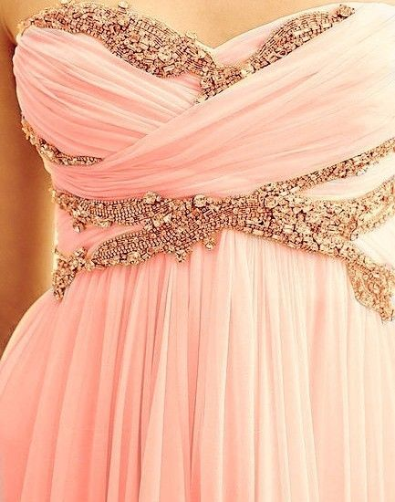 Dresses! / Pretty in pink on we heart it / visual bookmark #31965778