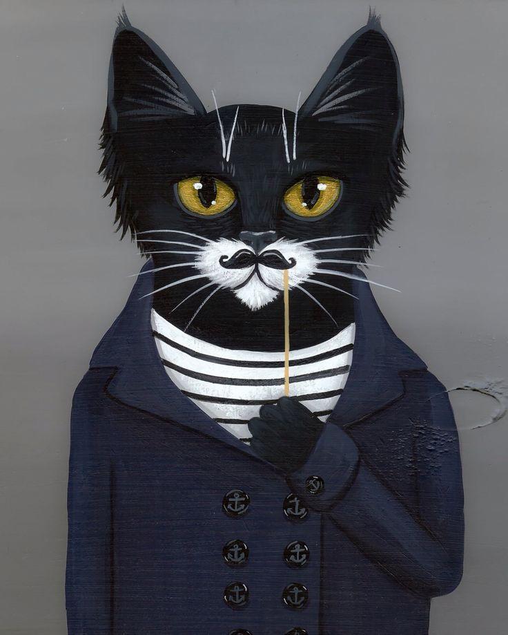 Kilkenny cat art- Ryan Conners
