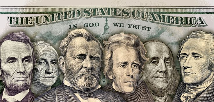 Image result for presidents on money