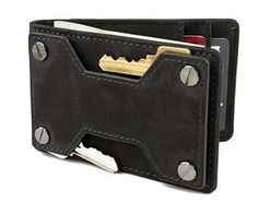 A man's wallet says a lot about him. Today's modern man carries something slim, practical, and understated. It can be a sign of sophistication,...
