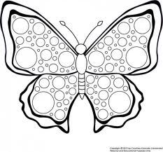 colouring template 190 best images about activity craft butterflies on pinterest - Colouring Template