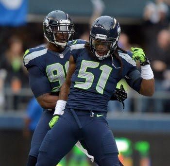 Seattle Seahawks defense Week 14 NFL Fantasy Football Rankings