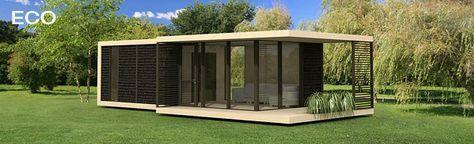 Eco | EasyHome prefab houses
