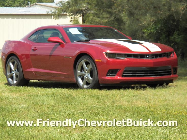 2014 Chevrolet Camaro SS Coupe For $33,987 Only At Friendly Chevrolet Buick