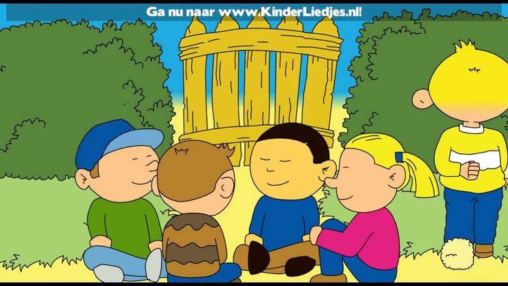 Kinderliedjes van vroeger - Zakdoekje leggen