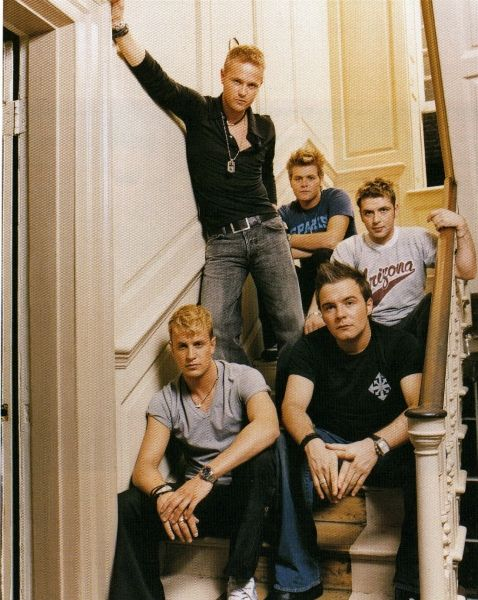 #Westlife totally keep forgetting bout these guys!!