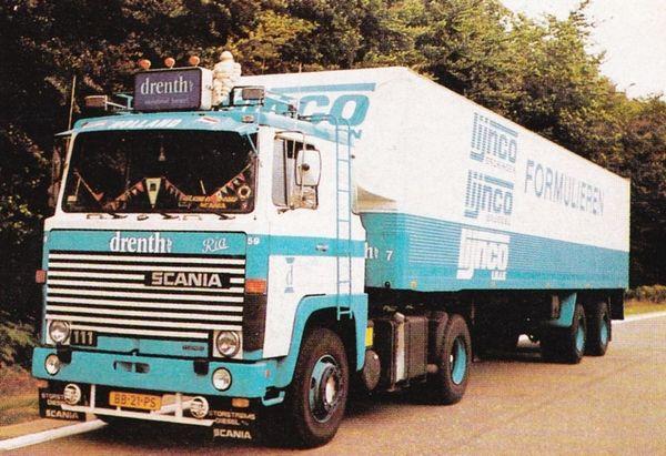 Scania Vabis BB-21-PS Drenth