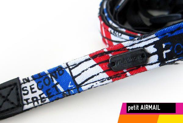 Petit Airmail Camera Strap, One Size - Vlashor | YESSTYLE