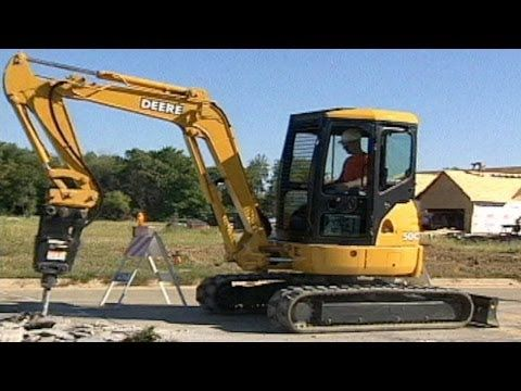 ▶ Kids Truck Video - Impact Hammer - YouTube