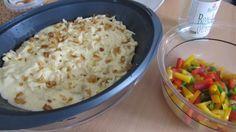 Käsespätzle aus dem Varoma