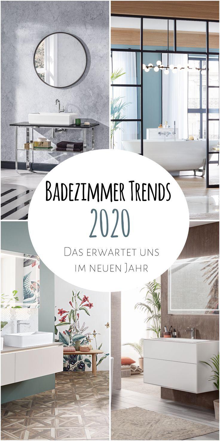 Entdecken Sie Mit Uns Die Neuen Badezimmer Trends 2020 Mit Hilfe