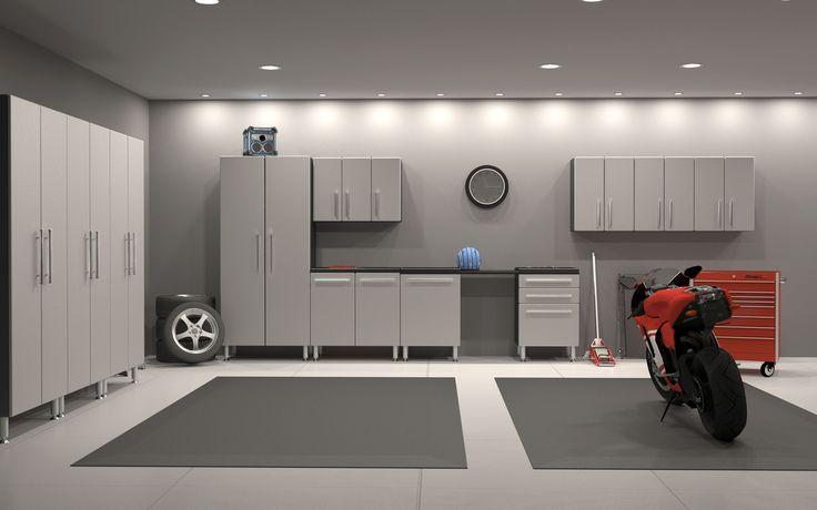 garage paint scheme office design ideas in ecru and. Black Bedroom Furniture Sets. Home Design Ideas