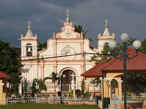 Moncagua Church, San Miguel   El Salvador.. I went there last Christmas!