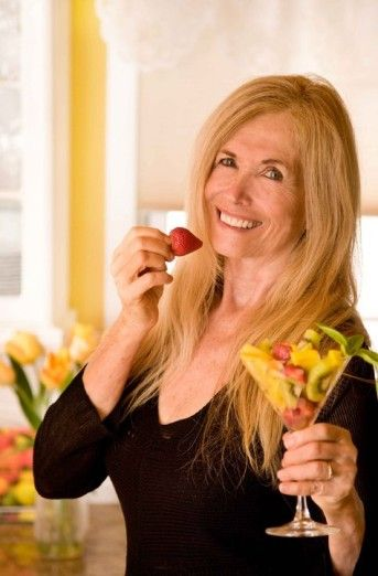 Raw & Radiant: Mimi Kirk's Fountain of Youth #rawfood #health #juice