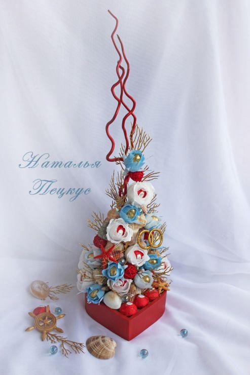 """Gallery.ru / Фото #27 - Букеты из конфет в Челябинске """"Свадьба и любовь"""" - natapetskus"""