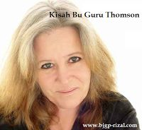 BJGP-Rizal, Pembelajaran Online Guru Elektronik: Kisah Bu Guru Thomson