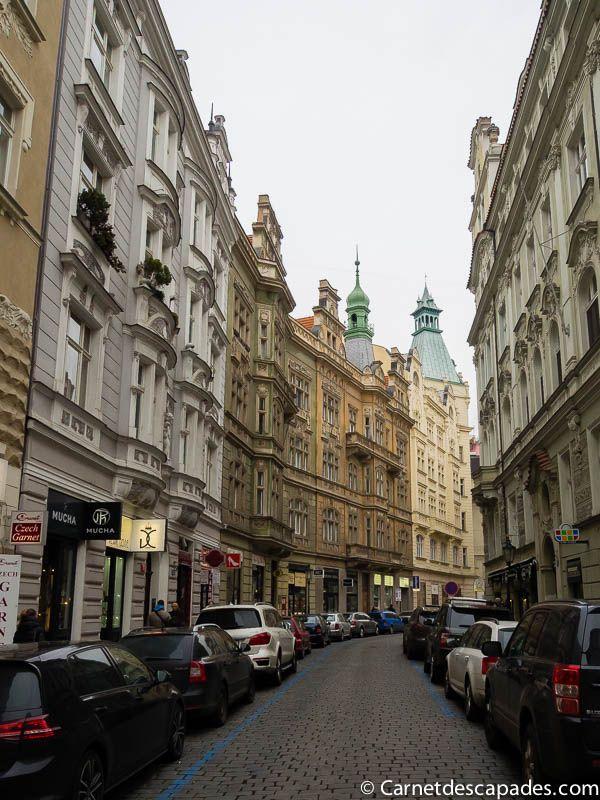2 jours à Prague - Itinéraire de visites et bonnes adresses de restaurants, bars et cafés dans la capitale de la République Tchèque.
