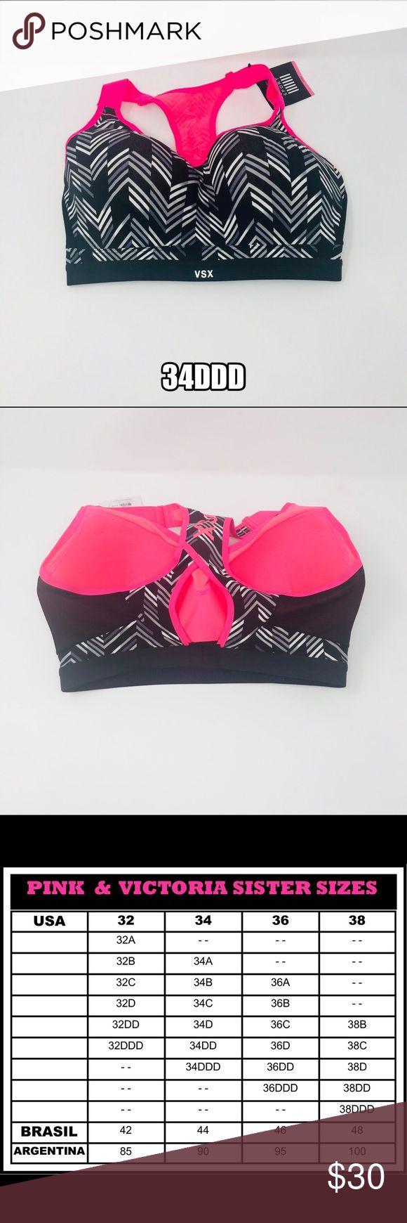 Secret Size Victoria Underwear Chart