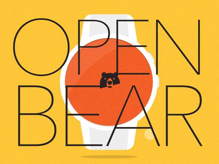 OpenBear by Erik von Stackelberg