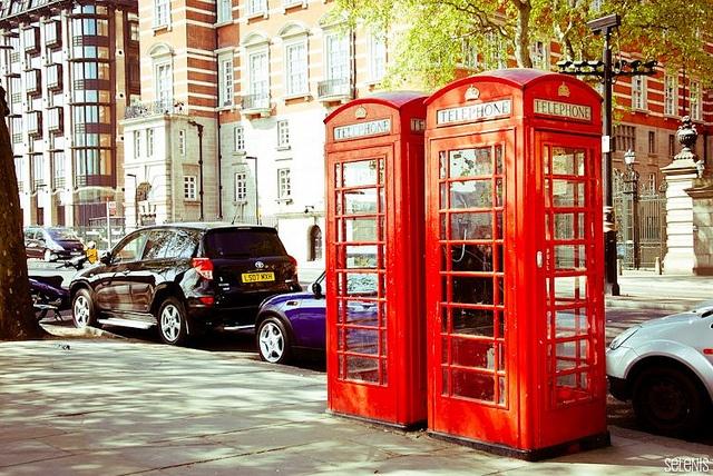 Oh, London - Phone
