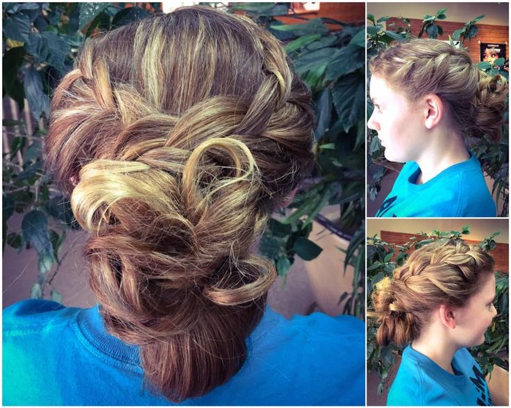Salem Ohio Professional Stylist, Michele T, created a wonderful updo style on this client that leaves her hair so 'gone with the wind!'. If you are looking stylist that does updo's for a special event, consider coming to Natural Solutions! Call 330-337-0703 to set your appointment up :)  #hair #weddinghair #bridesmaidhair #updo #instyle #hairstyle