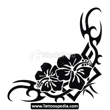 Hawaiian Tribal Tattoo Designs | Pin Tribal Hawaiian ...