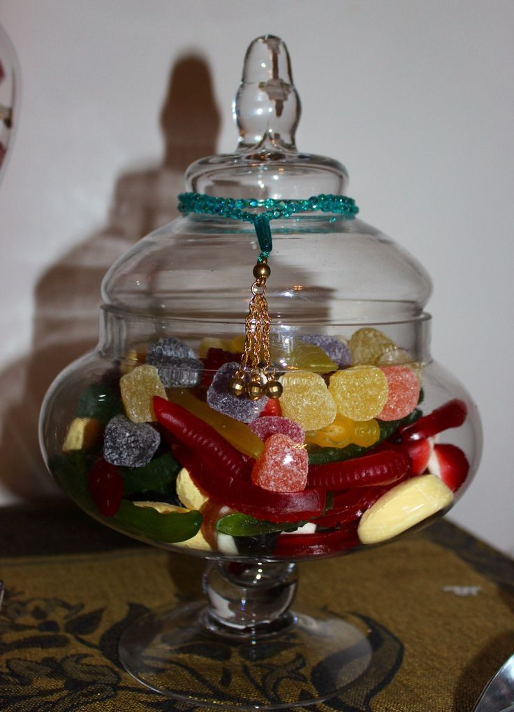 Ramadan, Eid Al-Fitr, Lolly Jar, Rosary Beads
