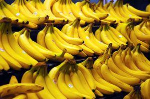 Productores realizaron un Bananazo en Plaza de Mayo