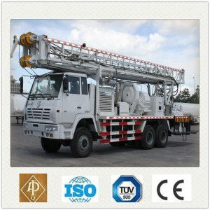 400m Truck Mounted Hydraulic Drilling Rig for Water Well, Dongying Hongsheng Petroleum Equipment Co., Ltd. Made-in-China.com $30,000 to $55,000 per Unit, Minimum Order 1, September 2015.
