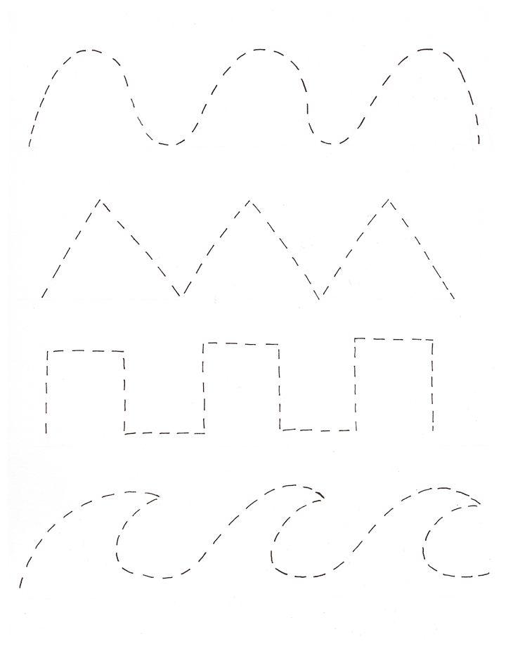 pre k tracing page pre k kindergarten worksheets and in south africa. Black Bedroom Furniture Sets. Home Design Ideas