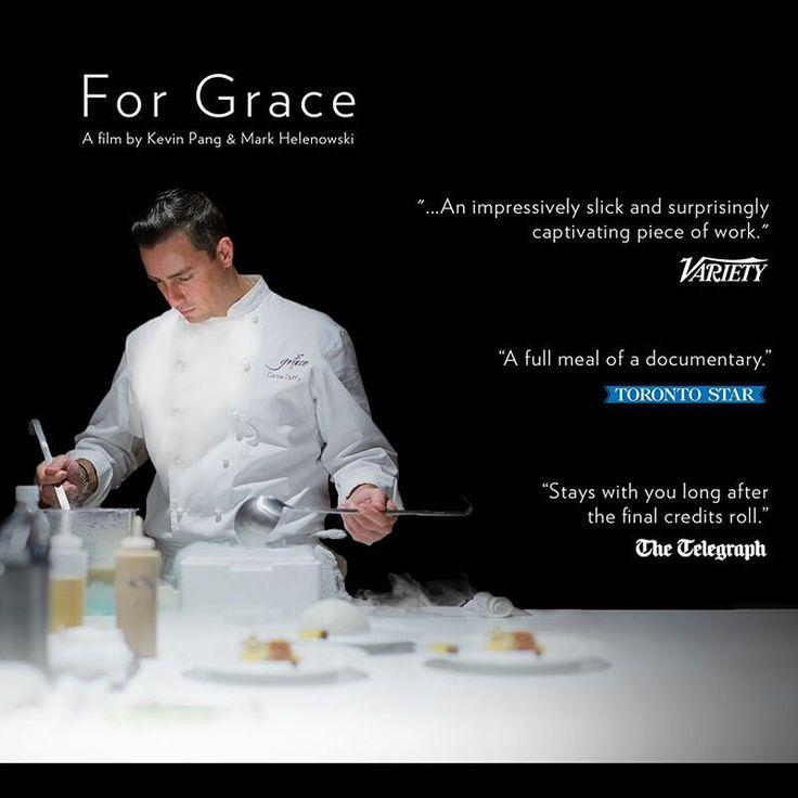 """Nuestro recomendado de hoy en #ViernesDePelícula con #Susi: """"For Grace"""" Una película que narra el proceso que tiene que sufrir el chef Curtis Duffy para hacer de Grace, su restaurante en Chicago, el mejor del mundo. Encuéntrala en Netflix.    #SnackSaludable #Susi #Granola #Pan #Panadería #ComidaSaludable #Cereales #Yummy #Tasty #TradiciónAlemana #Sano #Natural #HealthyFood #NutriciónCreativa #Gluten #Light"""