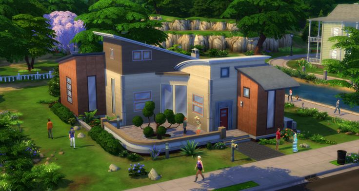 EA Reveals New features for the upcoming Sims 4 title.