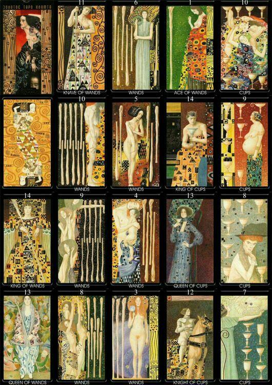 Cartas de Gustav Klimt