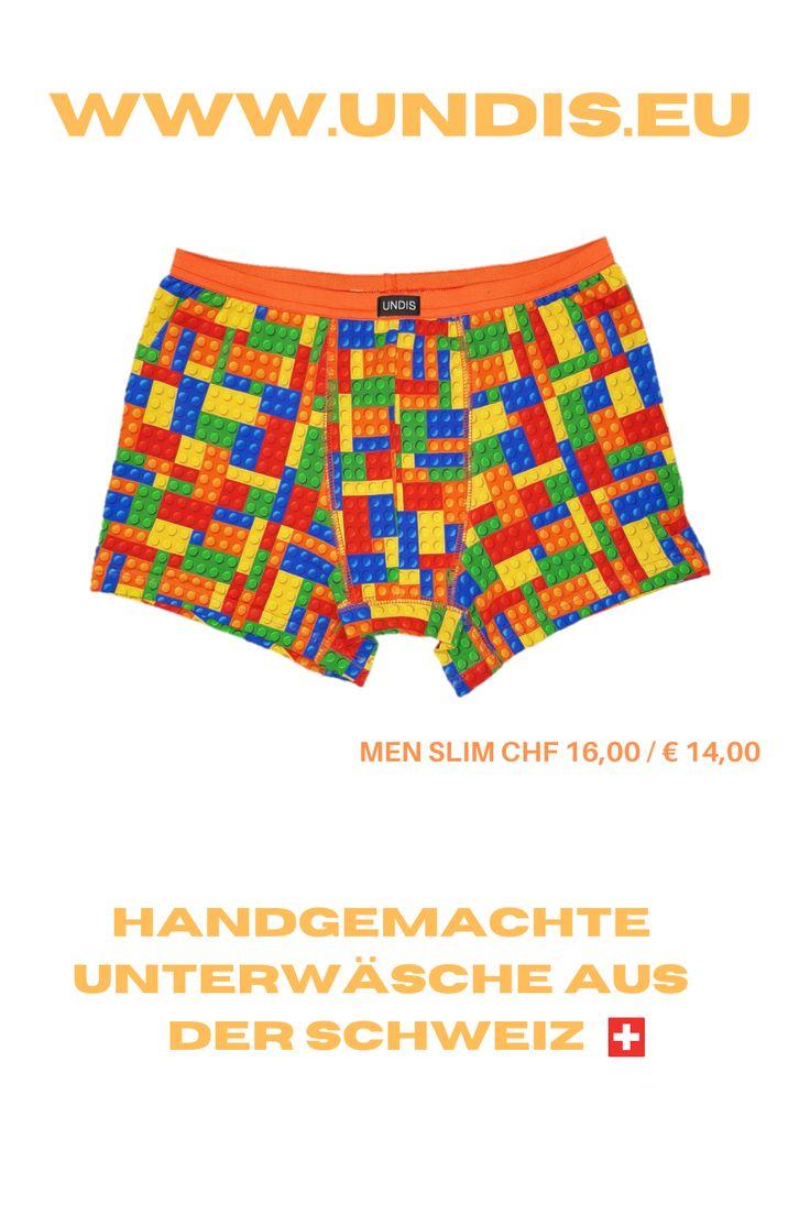 UNDIS www.undis.eu Bunte, lustige und witzige Boxershorts