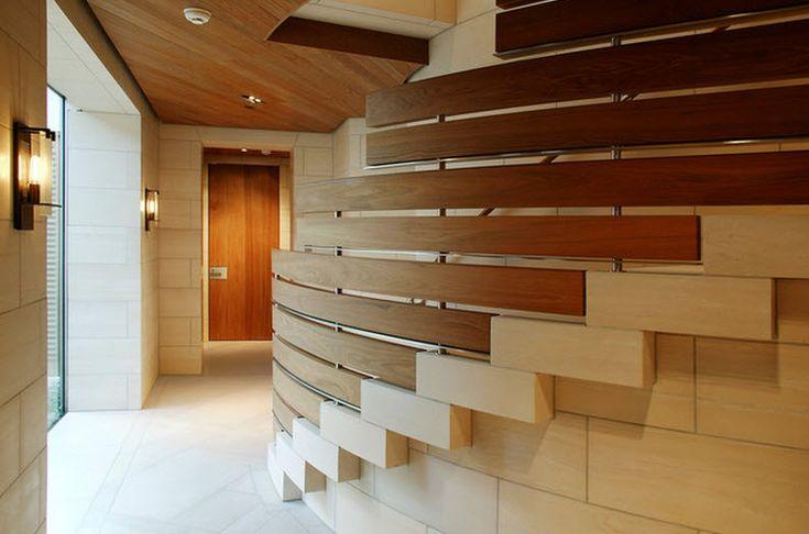 Diseño de escaleras y pasamanos   Construye Hogar