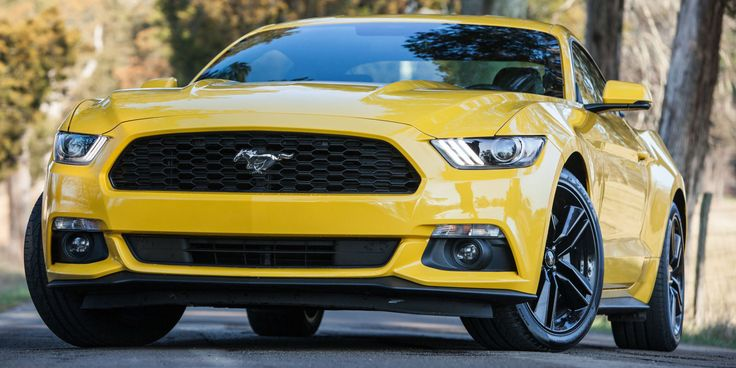 The 2015 Mustang EcoBoost's only problem is the V8 GT  - RoadandTrack.com