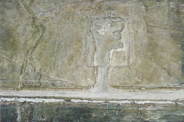 Thérèse Oulton , Territory exhibition. One of the finest painters of the contemporary era.