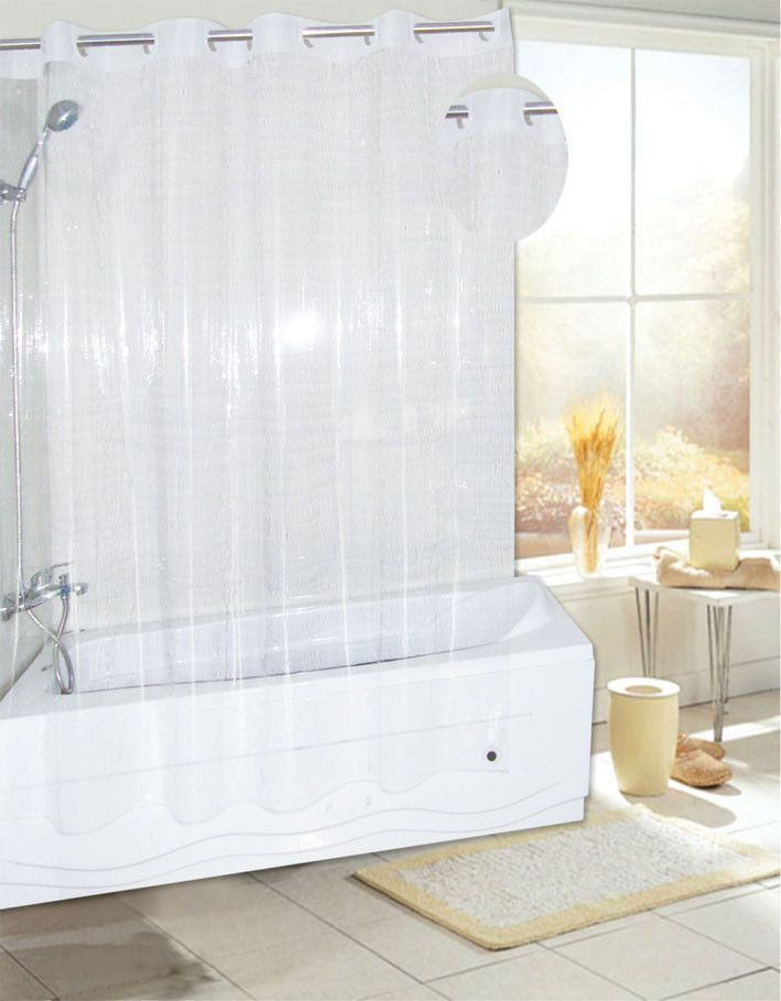 siglo best shower curtain for clawfoot tub. EZ ON  PEVA Shower Curtain 4 Colors 13 best Home Bath G ShwrC clear images on Pinterest