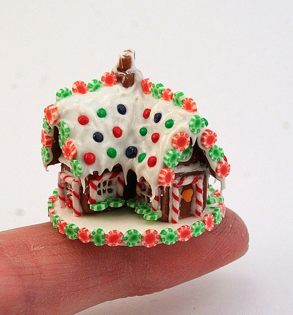 Mini Gingerbread House Diy: 1000+ Images About A Mini Gingerbread House On Pinterest