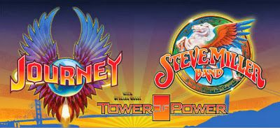 Journey, the Steve Miller Band and Tower of Power to Tour Together Next Summer